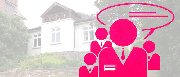 Choosing an estate agent to sell your house