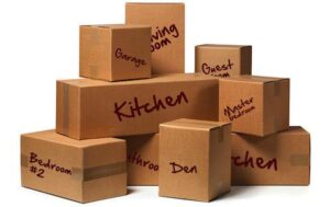 tips for packing up your home