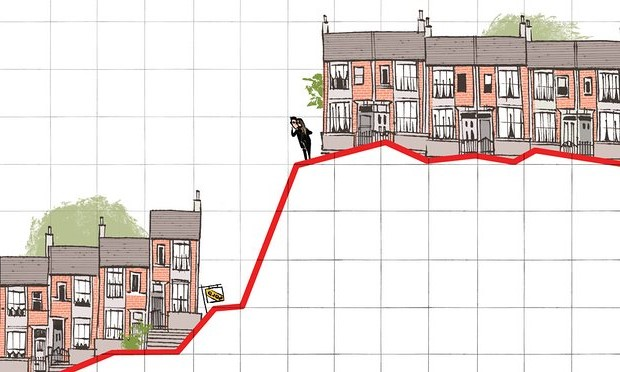 The pros and cons of rising house prices in Leicester
