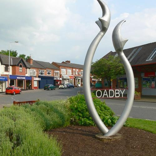 What to look for when moving to Oadby