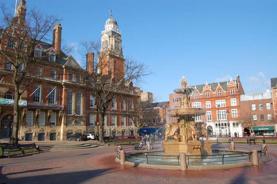 Leicester lettings – Popular areas to let in Leicester