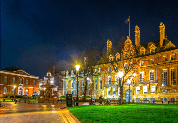 leicester properties